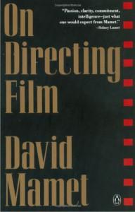 On directing film mamet