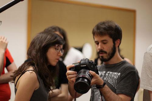 Clases de fotografía con Alex Hernandez de Elyc Motion