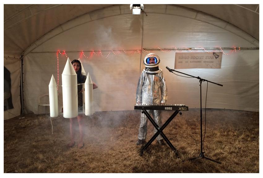 Ringo Rocket es uno de los Cortos Seleccionados para Cinema Camp Film Festival