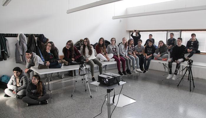 Cinema Camp Class