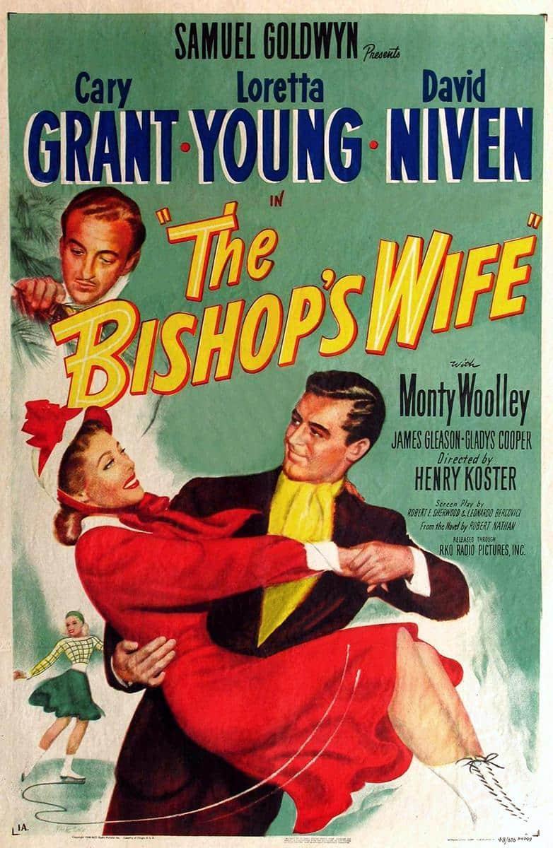 Poster La Mujer del Obispo