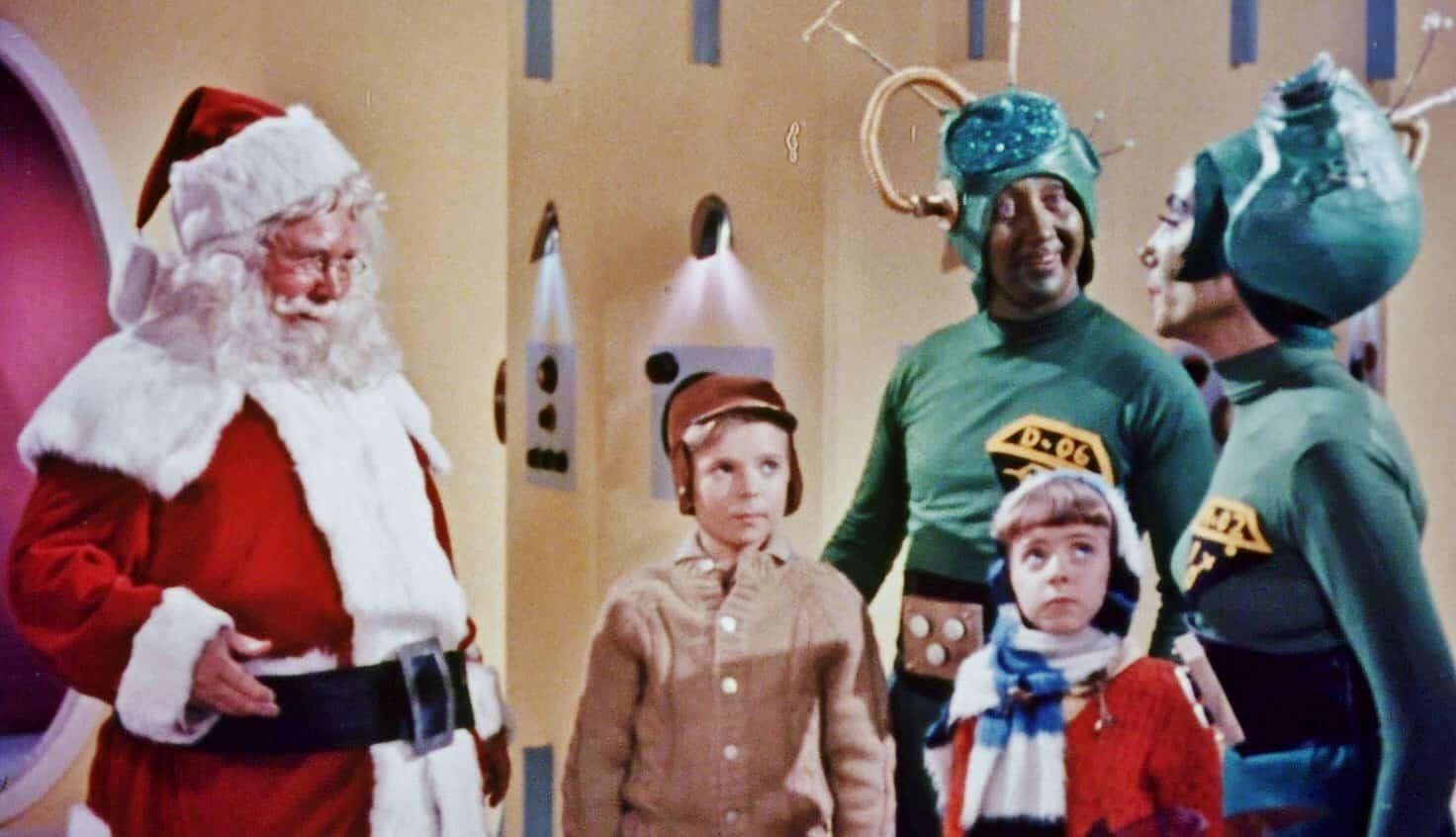 Fotograma de Santa Claus conquista a los marcianos