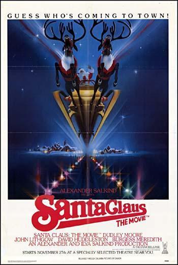Poster Santa Claus: La película